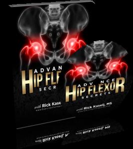 hip flexor - DVDcase